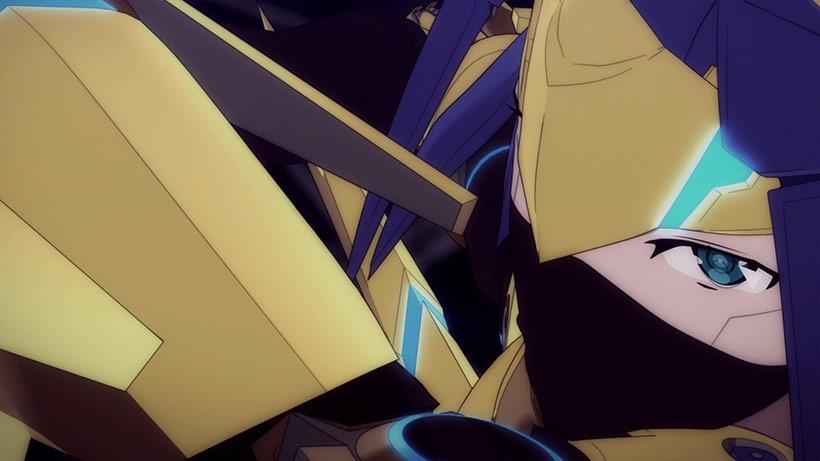 Phantasy Star Online 2: Episode Oracle Part 1, Maria battling Falspwan